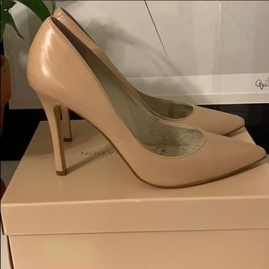 BCBG Treasure Nude Pump